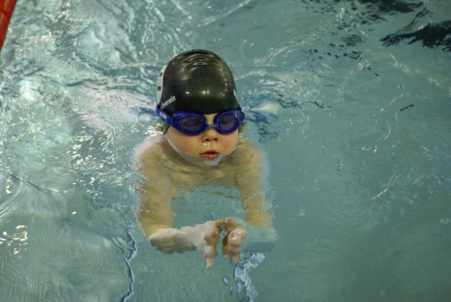 Nachwuchsschwimmen am 16.01. in Bocholt